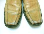 革靴オールソール&リカラー